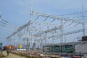 substation structure framework