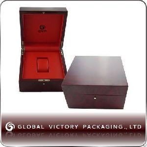 fashion charming wooden watch box