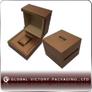 leather watch packaging boxes