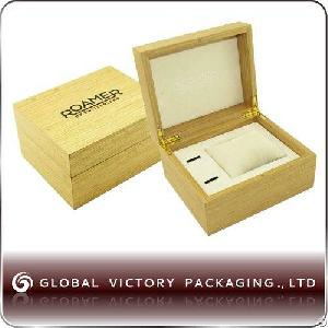 luxury wooden watch boxes