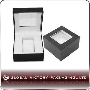 velvet watch box