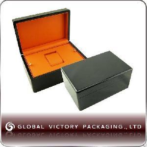 wooden watch holder box