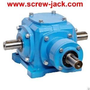 Tractor Gearbox Degree Kegelradgetriebe Transmit Rotary
