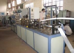 Pvc Wood-plastic Profiled Material Production Line