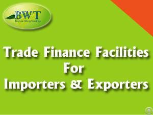 trade finance facilities l c sblc bg bcl