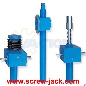 Metric Machine Screw Jack Manufacturers, Worm Gear Machine Screw Jack Suppliers