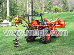 Earth Qualified Auger