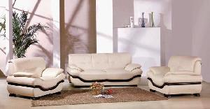 modern leather sofa living room upholstery stylsih furniture seat