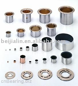 bimetal bearing oiilless wrapped du bushes