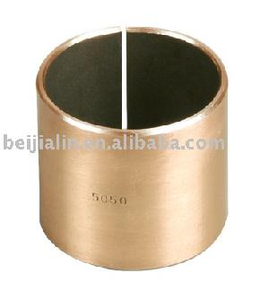 du bush oilless bearing lubricated