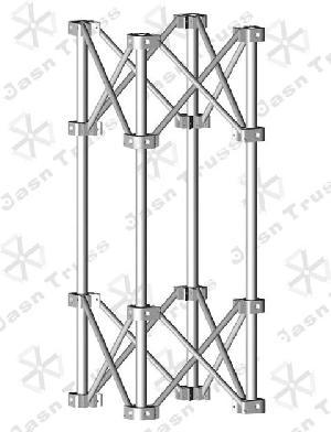 folding truss system foldable aluminium exhibition