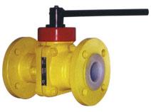 Ptfe / Fep / Pfa Lined Ball / Plug / Butterfly / Diaphragm / Strainer / Check / Flush Bottom Valves