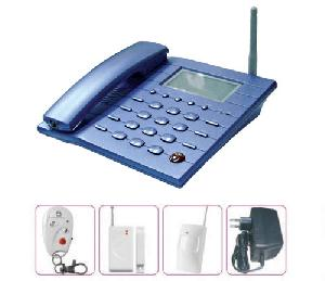 gsm alarm system telephone sms