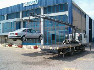 vehicle lifter