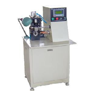 commutator welding machine