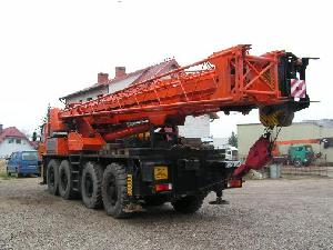 mobile crane ppm 680 att condition