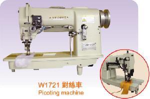 needle hemstitich picotstitich sewing machine