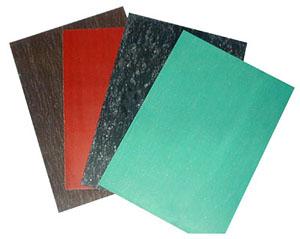 gasket asbestos rubber sheet