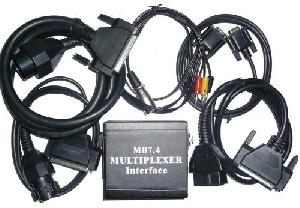 mb carsoft 7 4 multiplexer