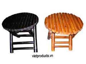 bamboo stool 07449