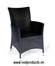 garden rattan chair 07625