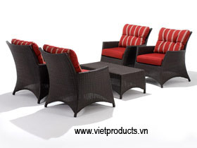 pe rattan furniture 05110