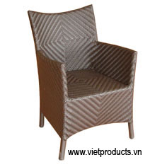 resin wicker chair 07616