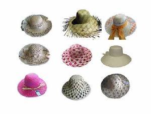 straw hats ladies