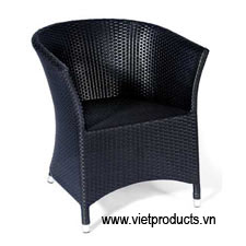 synthetic rattan chair 07620