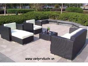 synthetic rattan furniture 05119
