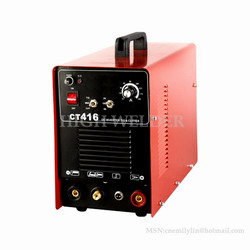 inverter dc tig mma cut welder welding machine ct 312 d 416