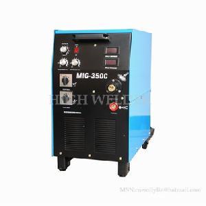 mig mag welder welding machine equipment 250c 350c