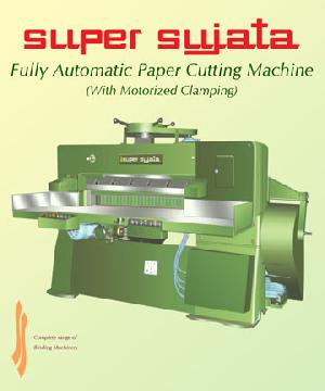 Fully Automatic Paper Cutting Machines