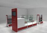 display cabinet jewellery shop window