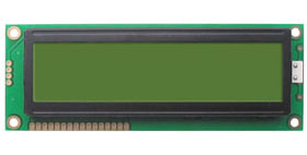 character lcd module 16 2