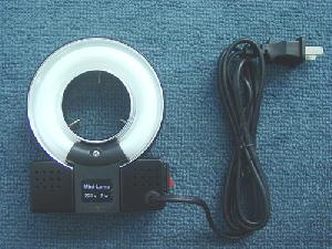 fluorescent ring light illuminator