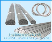 titanium bar rods