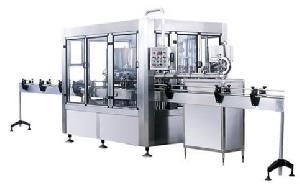 3 1 washer filler capper monobloc machine
