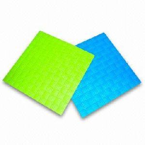 silicone potholder mat sheet