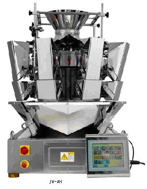 jw a8 8 head weigher