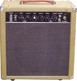15w class tube guitar