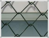 chain link fence diamond mesh