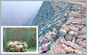 gabion hexagonal wire netting welded mesh