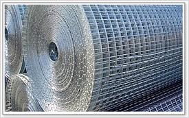 welded mesh rolls construction building