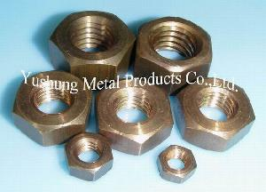 silicon bronze nut