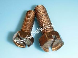 silicon bronze socket head screw