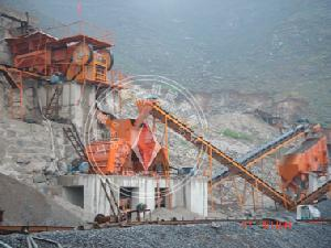 stationary stone crusher plants crushing plant
