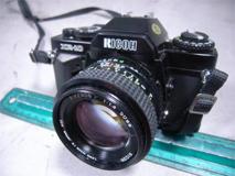 ricoh xr 10 slr camera stock 3773 5005