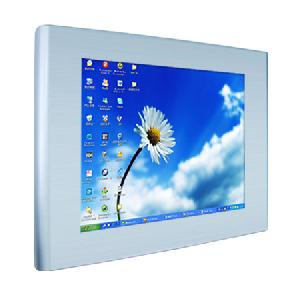 12 1 lcd industrial fanless pc touch screen
