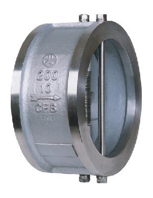 rückschlagklappe wafer check valve